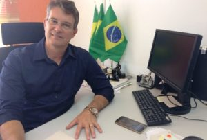 Coronel Charles de Magalhães , administrador regional de Sobradinho II e  Fercal | BLOG DO PASTOR RONNE