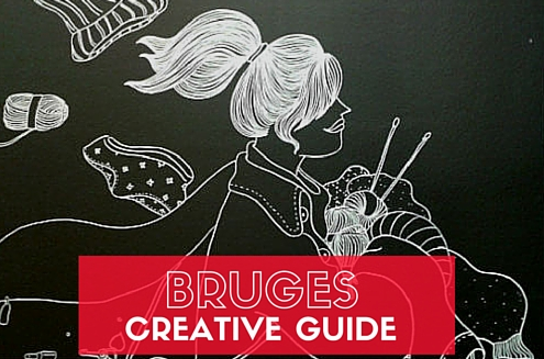 Bruges: a creative travel guide | Happy in Red