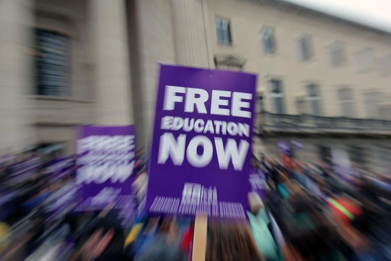 Free Tuition Fee