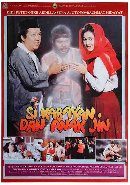 Si Kabayan dan Anak Jin (1991)
