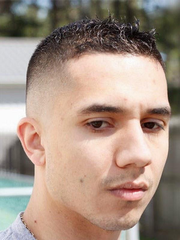 Gaya Rambut Pria Pendek Terbaik  Tips Model Rambut