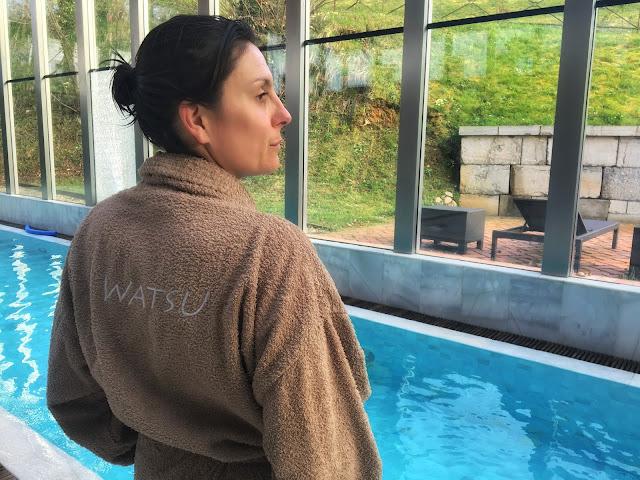 Watsu con Sabai Terapias Naturales