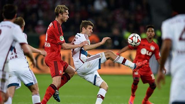 Video Leverkusen - Bayern Munich: Định đoạt bởi siêu sao Real Madrid