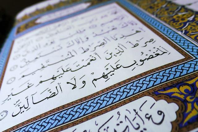 3 Hukum pokok yang terkandung di dalam al-Quran