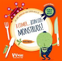 A comer... ¡con los monstruos! [VV Kids]