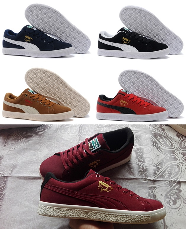 acheter populaire f8e0b c7084 Goals Shop: Puma Clyde