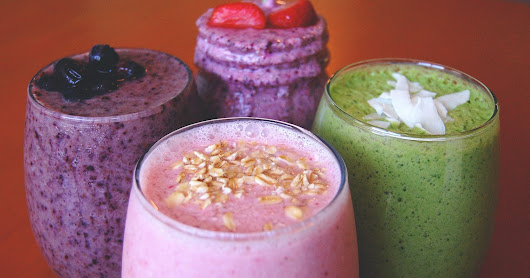 4 Smoothies That Shed Pounds Fast!