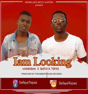 Download Audio | Hamasha x Safaya Topaz - I am Looking