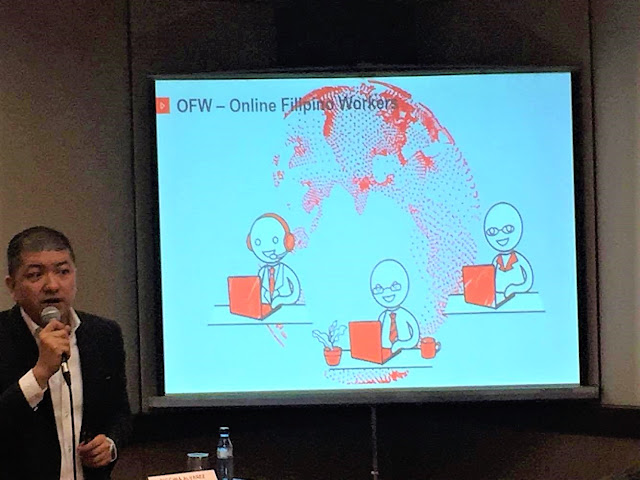 The new OFW: Online Filipino Workers