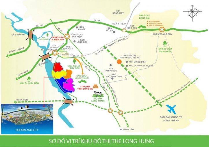 Bán đất nền Long Hưng Biên Hòa Đồng Nai
