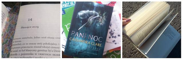 """Pani Noc"" Cassandra Clare"