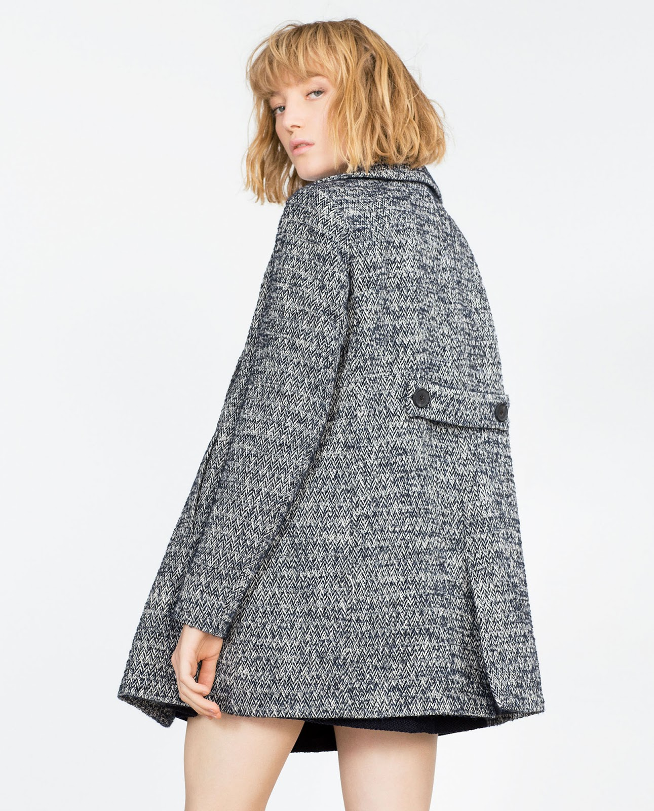Eniwhere Fashion - Zara coat FW2015-16