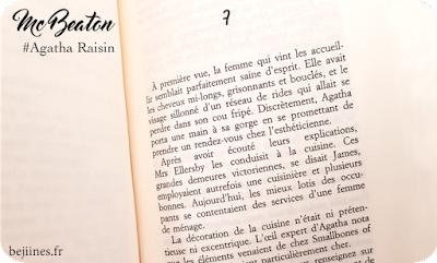 Livre - Agatha Raisin : Tome 11 - L'enfer de l'Amour (MC Beaton)