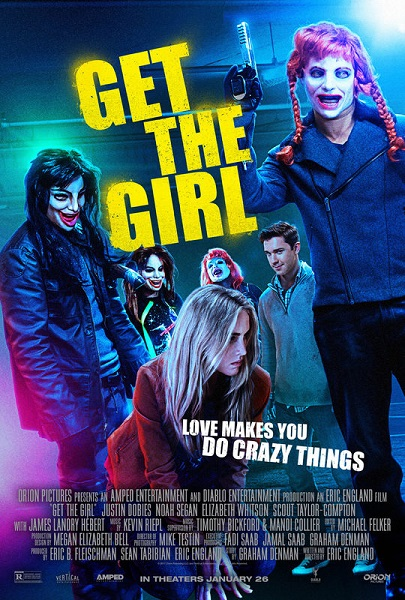 Film Get the Girl 2017 Bioskop