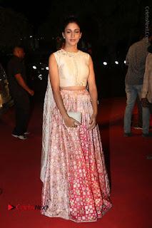 Actress Lavanya Tripati Stills in Beautiful Dress at Gemini TV Puraskaralu 2016 Event  0091.JPG
