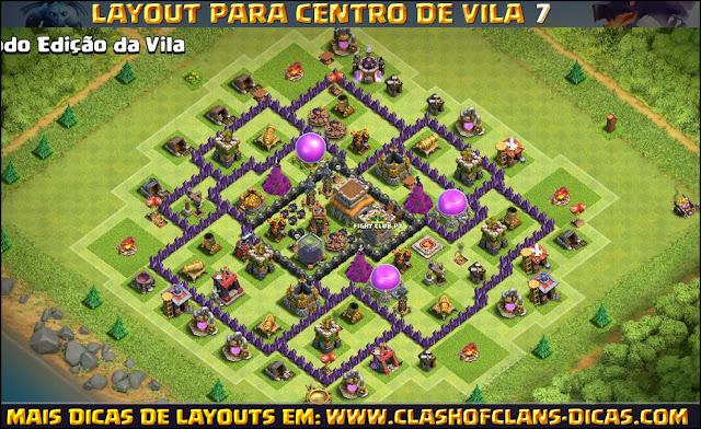 Novos layouts com Torre de Bombas