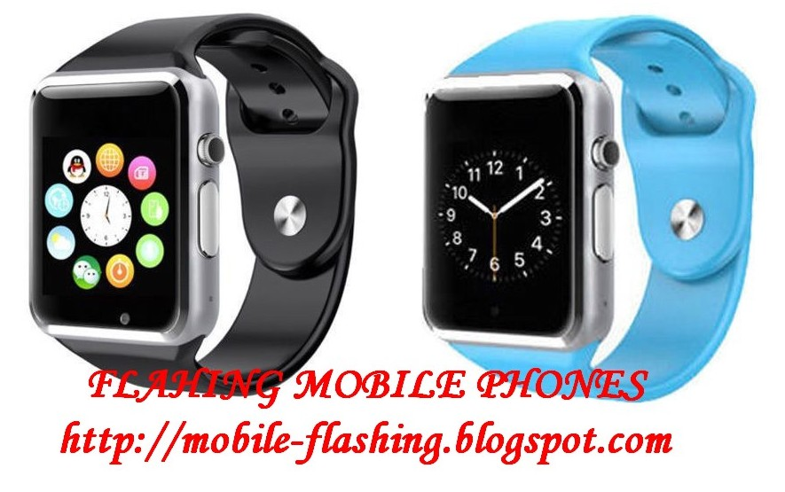 ABDE INFO: Flash SmartWatch A1