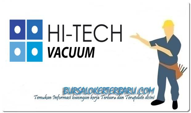 PT Hitech Vacuum Services Indonesia
