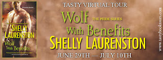 Wolf with Benefits by Shelly Laurenston Banner