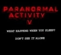 Paranormal Activity 5 movie