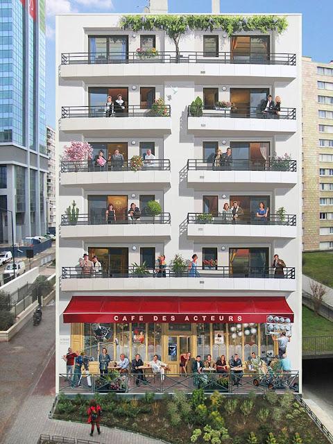 gambar lukisan 3d pada bangunan paling keren dan paling menakjubkan di dunia-15