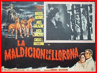 Cartel: La maldición de la Llorona (1963)