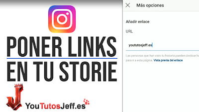 poner link en stories de instagram