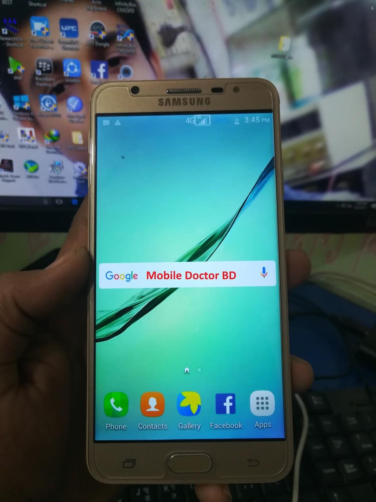 Samsung Clone Galaxy j7 Prime Or SM-G610F MT6589 6 0 1 Firmware