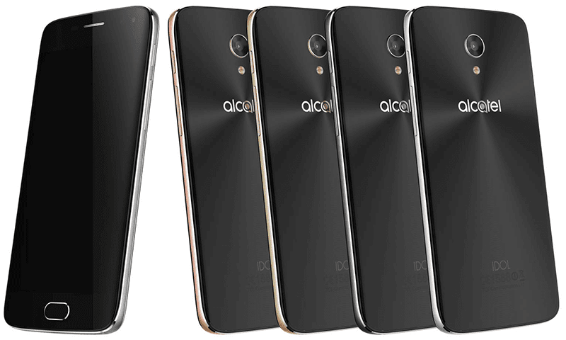 Alcatel Idol 4 Mini leaked!