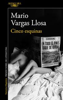 """""""Cinco esquinas"""" - Mario Vargas Llosa"""