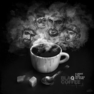 Q-Unique & The Brown Bag All Stars - BlaQ Coffee (2016) - Album Download, Itunes Cover, Official Cover, Album CD Cover Art, Tracklist