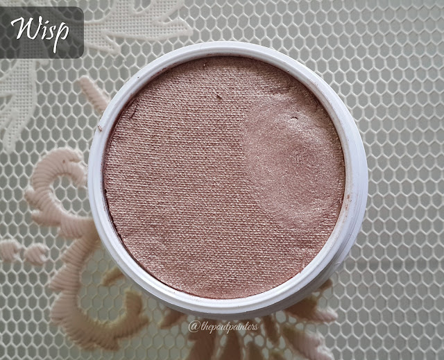 Colour Pop Super Shock Cheeks Highlighter Wisp Swatch