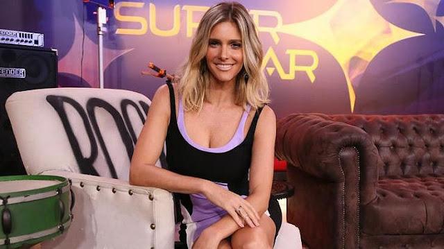 Popstar chega na grade da Globo Com Fernanda Lima
