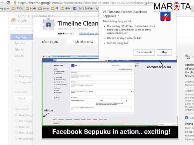 Thủ Thuật Sử Dụng Facebook- Facebook Marketing: Hướng dẫn