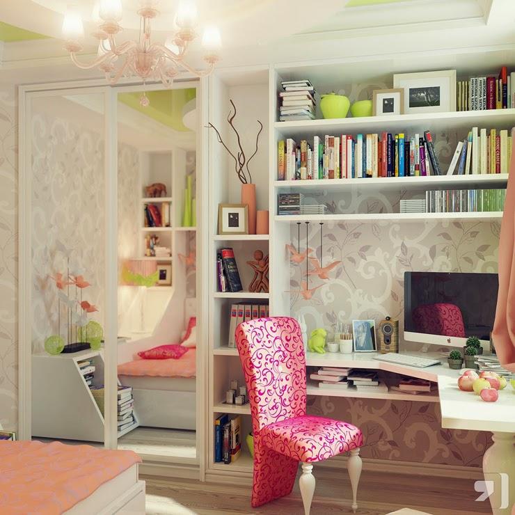 ιδέες διακόσμησης γραφείου
