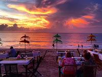 Wisata Pantai Jimbrana Bali