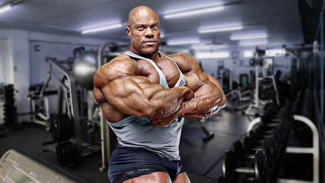 فيل هيث Phil Heath