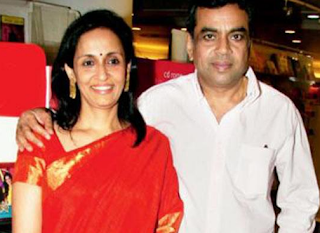 Paresh Rawal Family Wife Son Daughter Father Mother Marriage Photos Biography Profile