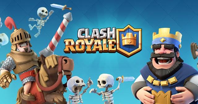 Clash Royale MOD HACK Dinheiro / Gems Infinito / Max Level APK