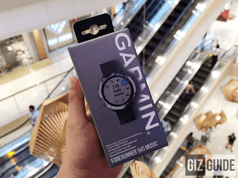 Garmin launches Forerunner 645 Music smartwatch in PH, priced at PHP 28,490