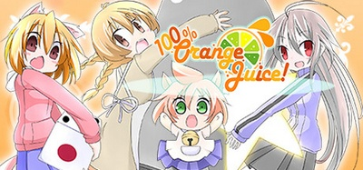 100 Percent Orange Juice Sora and Sham-PLAZA