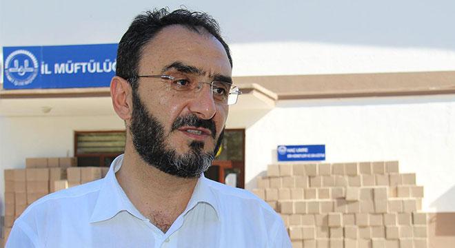 Yavuz Selim Karabayır Diyarbakır İl Müftüsü