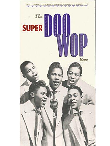 Pop Culture Safari!: Coming up: Rhino's Super Rare Doo Wop Box