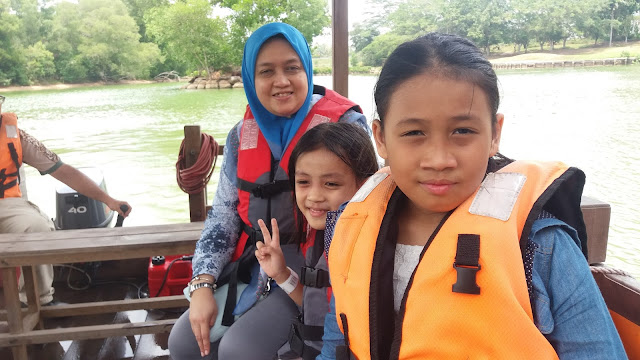 boat monkey island malacca