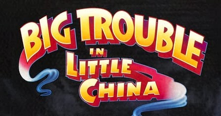 VIEWS ON FILM: Big Trouble in Little China 1986 * * * 1/2 Stars