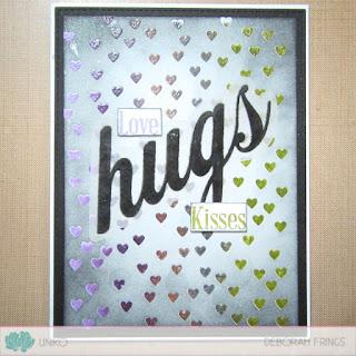 Love, Hugs, Kisses sq - photo by Deborah Frings - Deborah's Gems