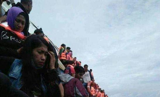 BREAKING NEWS : 18. 50 WITA. Ini Nama 12 Korban,  KM. Lestari Maju Yang Ditemukan Meninggal Dunia