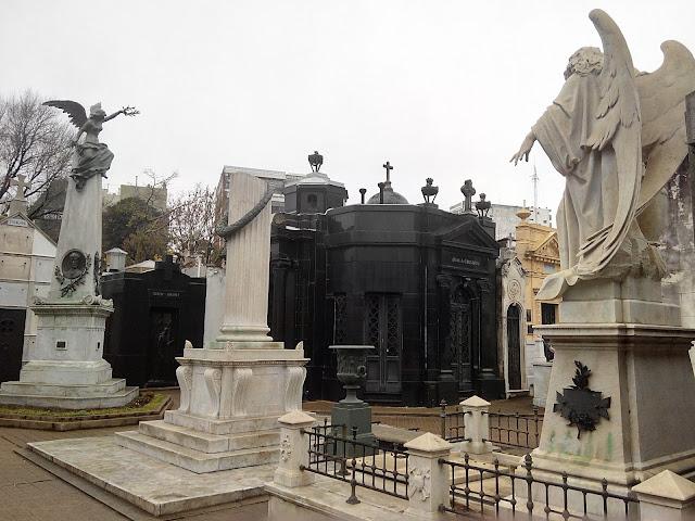 Cementerio de Recoleta, Buenos Aires