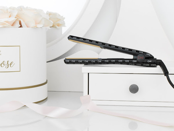 CHI G2 Ceramic & Titanium Straightener - CHI Edition