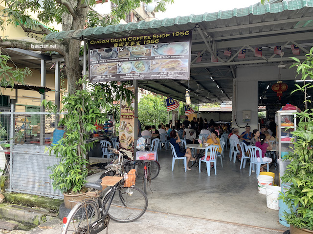 Choon Guan Coffee Shop, Port Klang
